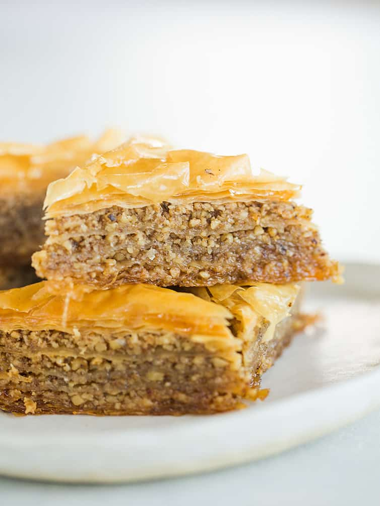 Nut Dessert Recipes: Classic Baklava Recipe