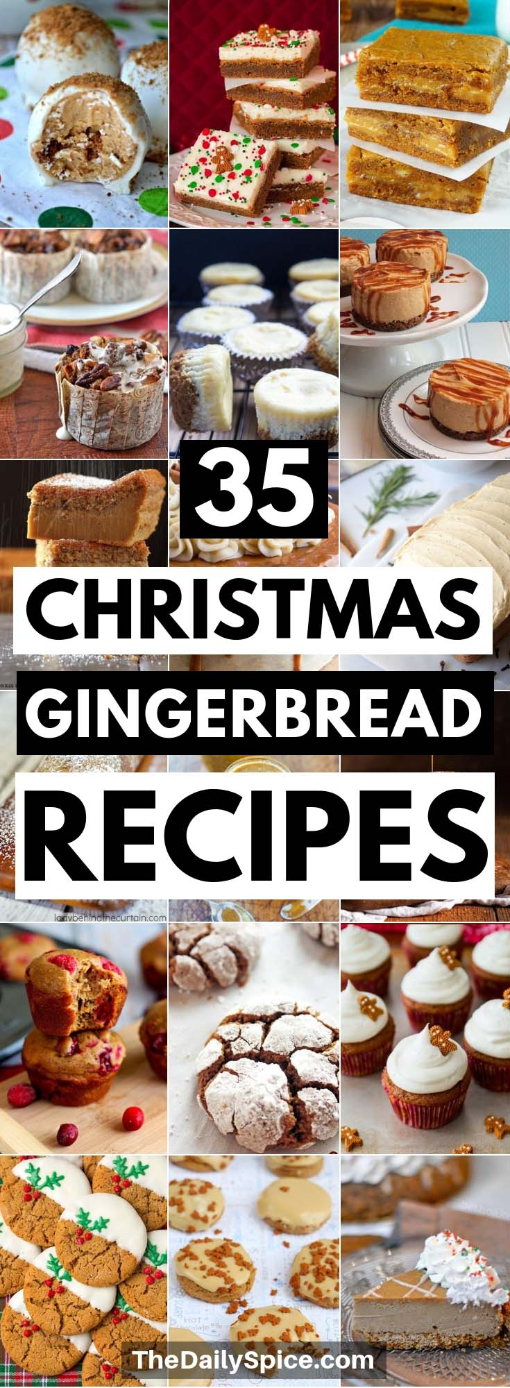Christmas Gingerbread Recipes: Christmas Gingerbread Recipes