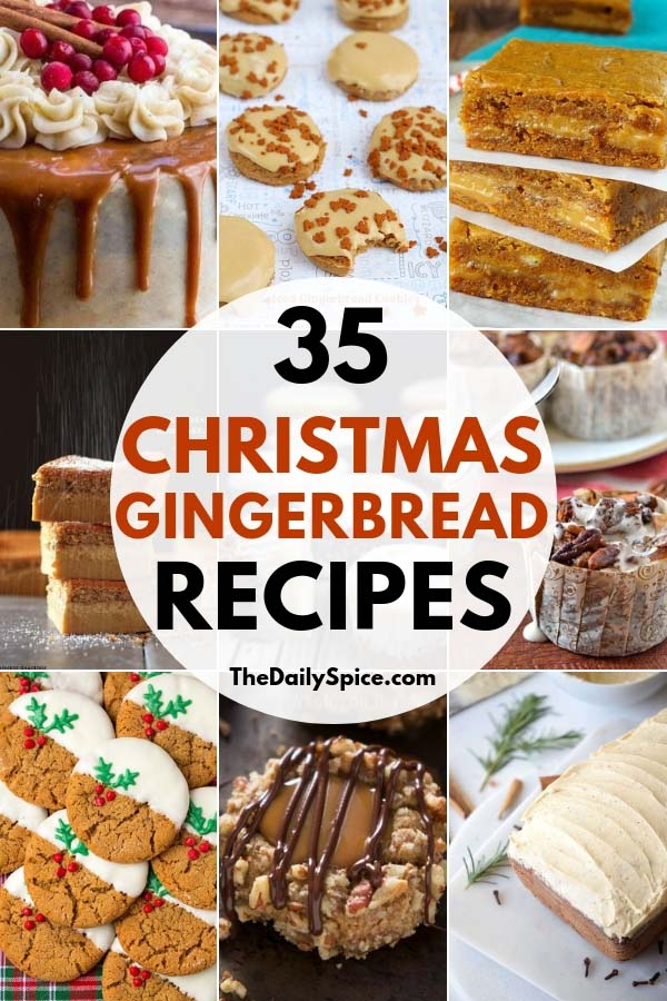Christmas Gingerbread Recipes: Christmas Gingerbread Recipes