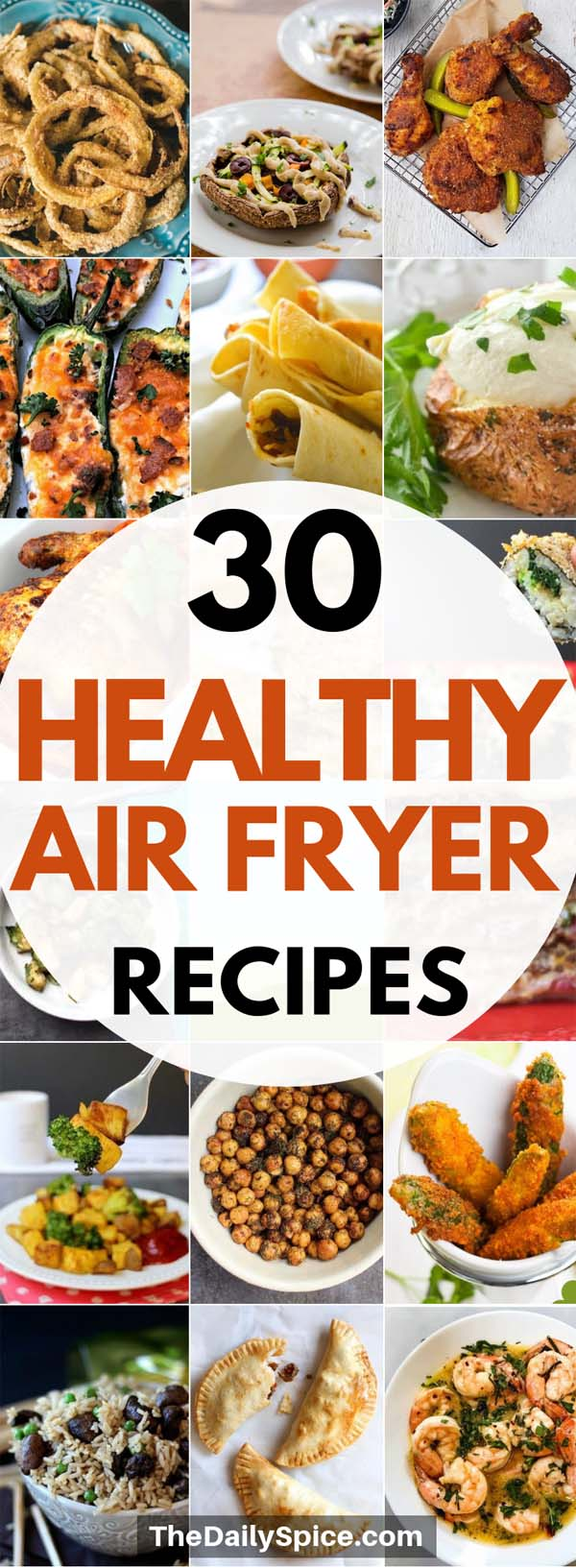 Healthy Air Fryer Recipes and Meals