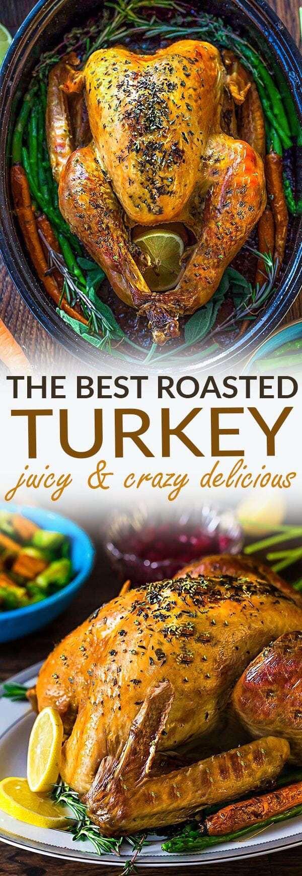 Thanksgiving turkey recipes: Herb Roasted Turkey
