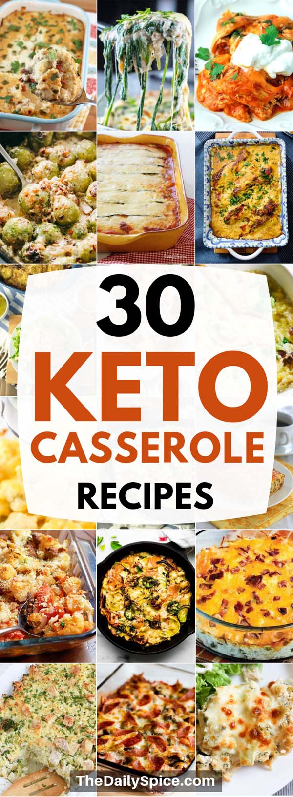 Keto Casserole Recipes
