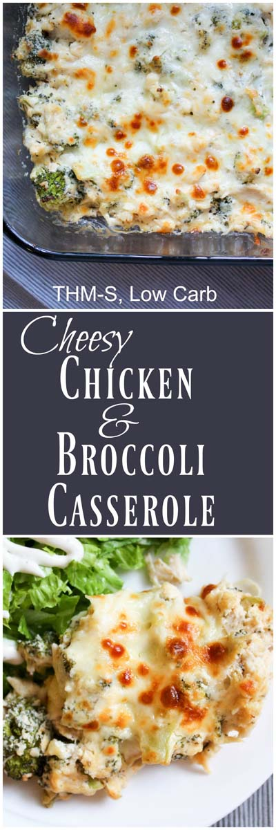 Keto Casserole Recipes: Keto Chicken Broccoli Casserole