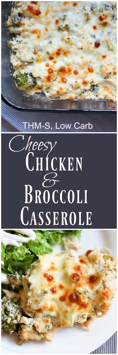 Keto Casserole Recipes: Keto Chicken Broccoli Casserole