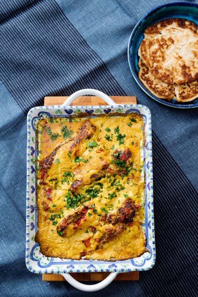 Keto Casserole Recipes: Keto chicken Garam masala