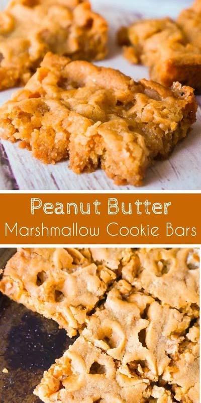 Peanut Butter Desserts: