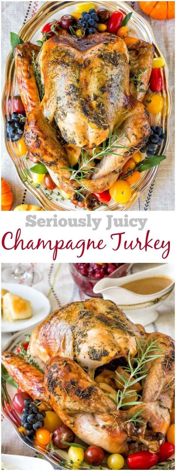 Thanksgiving turkey recipes: Super Juicy No Brine Roast Turkey