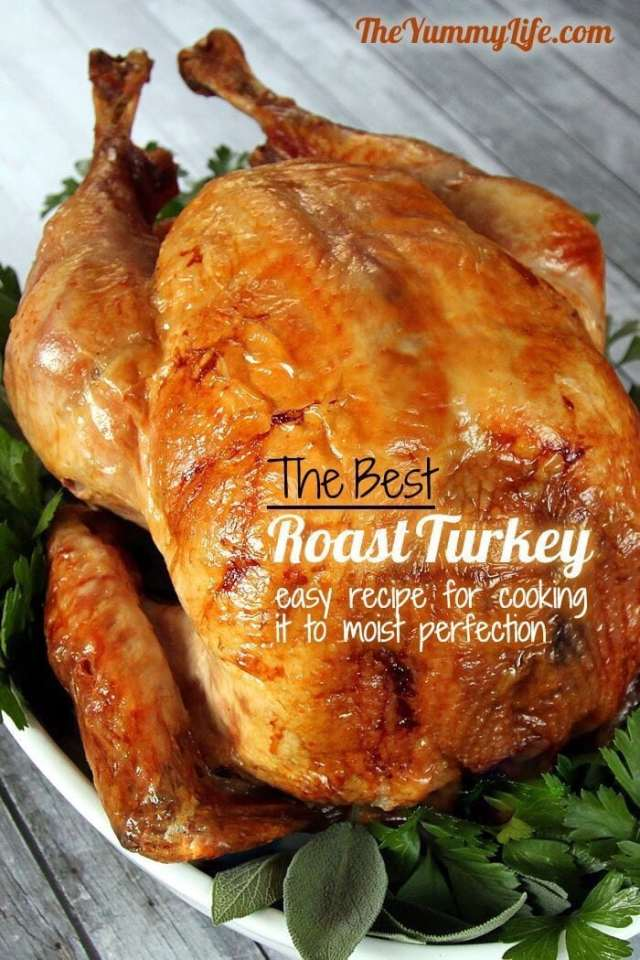 Thanksgiving turkey recipes: The Best Roast Turkey