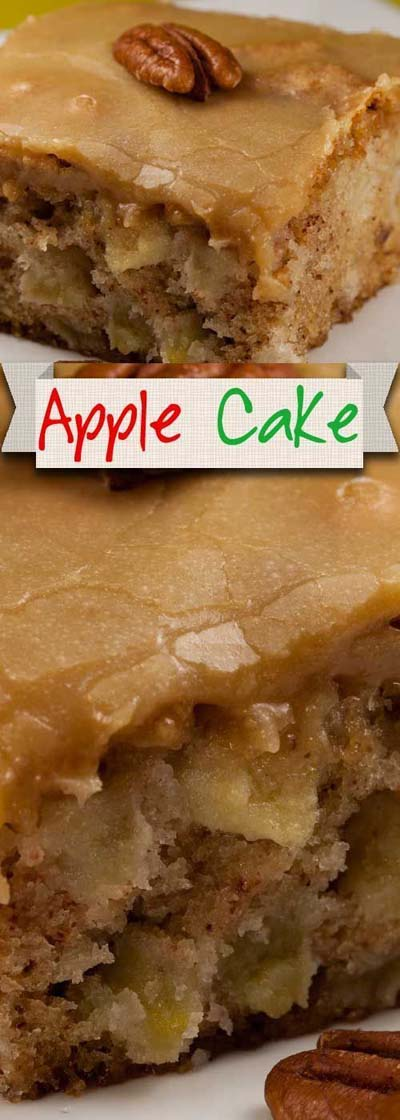 Apple dessert recipes: Apple Cake