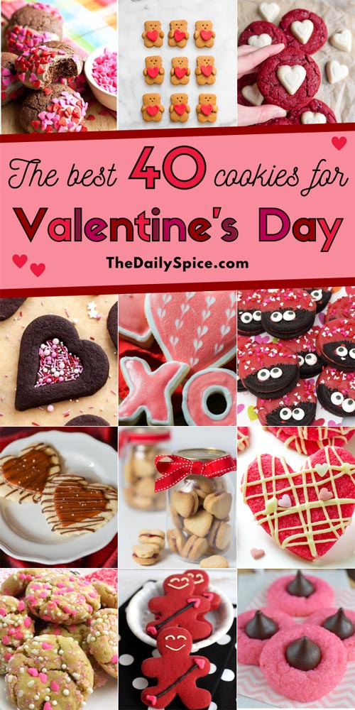 Easy Valentines Day Cookies