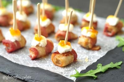 Healthy Super Bowl Snacks: Spicy Sausage And Bacon Appetizers