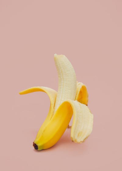 Foods To Stop Bloating: banana