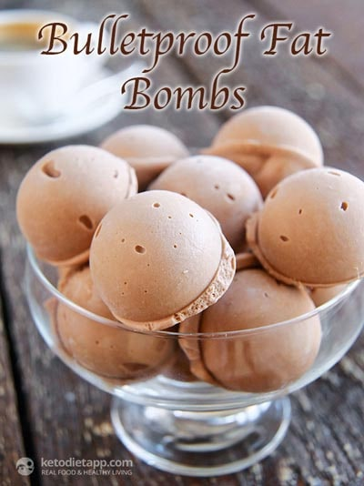 Keto Fat Bombs: Bulletproof Fat Bombs