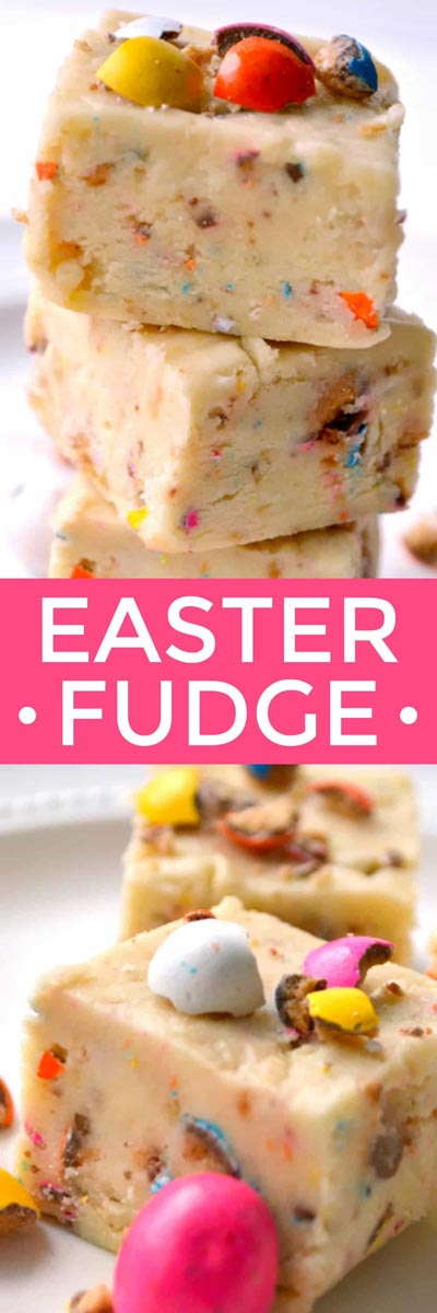 Easter desserts and treats: Easter Fudge