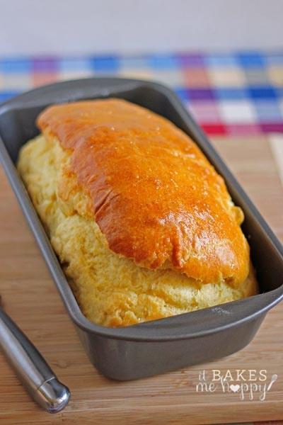 Homemade Baked Bread Recipes: French Brioche Bread