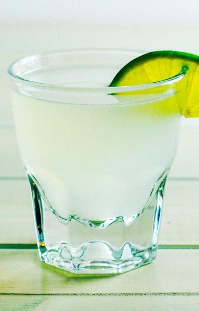 Keto Cocktails: Kamikaze Shot