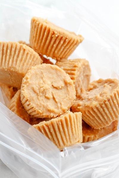 Keto Fat Bombs: Keto Cream Cheese Peanut Butter Fat Bombs