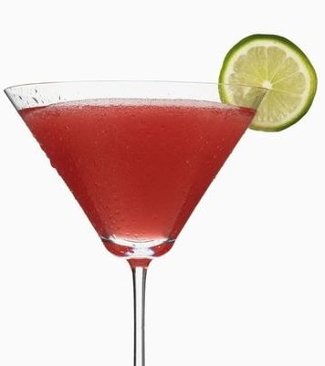 Keto Cocktails: Low-Carb Cosmopolitan Cocktail Recipe