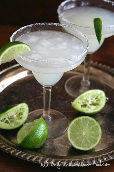 Keto Cocktails: Low Carb Margaritas