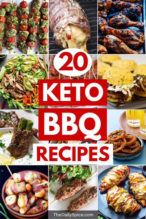 Low Carb Keto BBQ Recipes