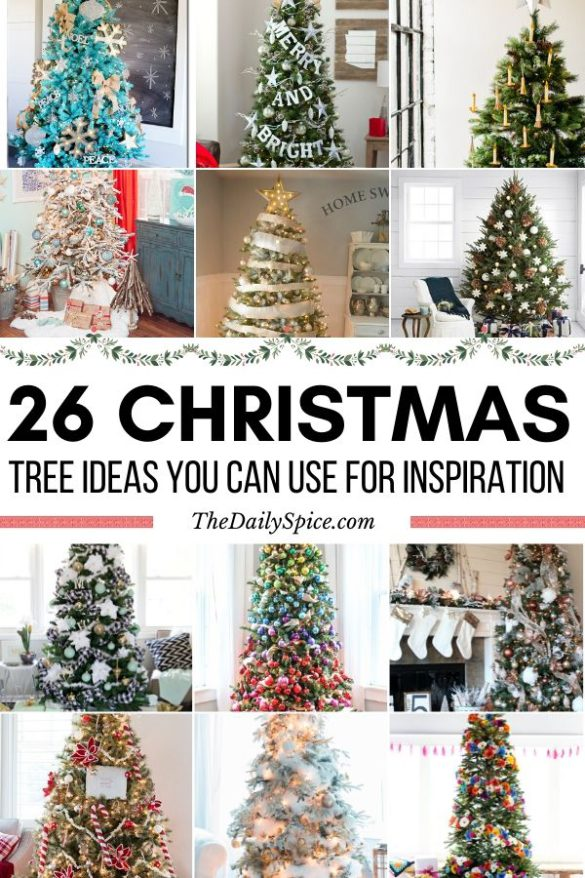 Christmas tree ideas & inspiration